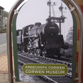 Corwen Museum is up and running!